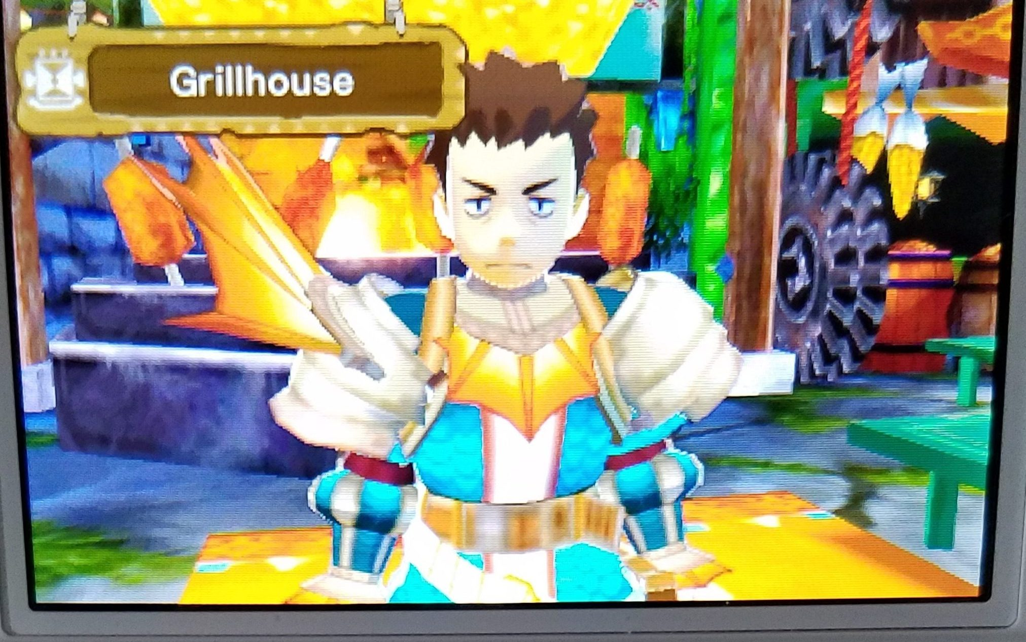 Monster Hunter Stories Cooking Meat On A Bbq Spit Gamecuddle