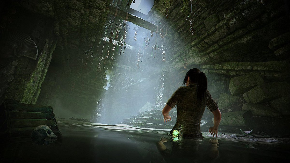 Watch 10 Minutes Of Shadow Of The Tomb Raider Gameplay In This